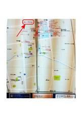 JR芦屋駅改札出口に案内板が設置されました。